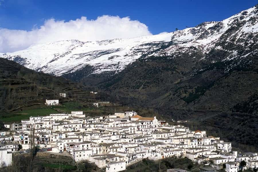 La Alpujarra (2 days) <br/><i class=