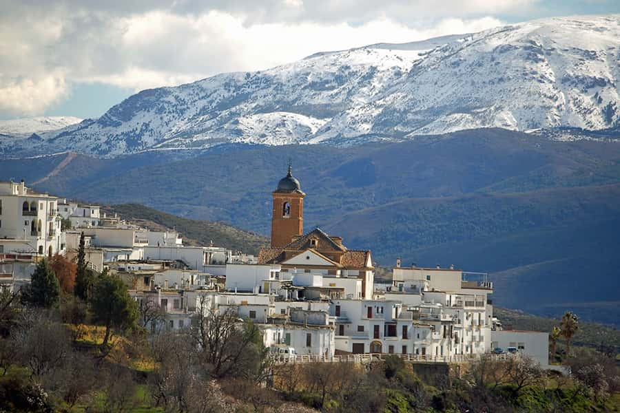 La Alpujarra (1 day) <br/><i class=