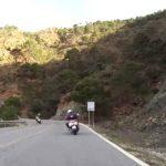 Carretera al Torcal de Antequera