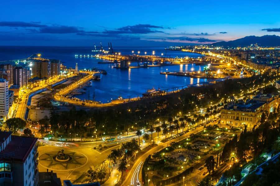 Málaga coast tour